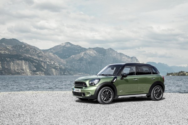 MINI Countryman Cooper 2010-2016
