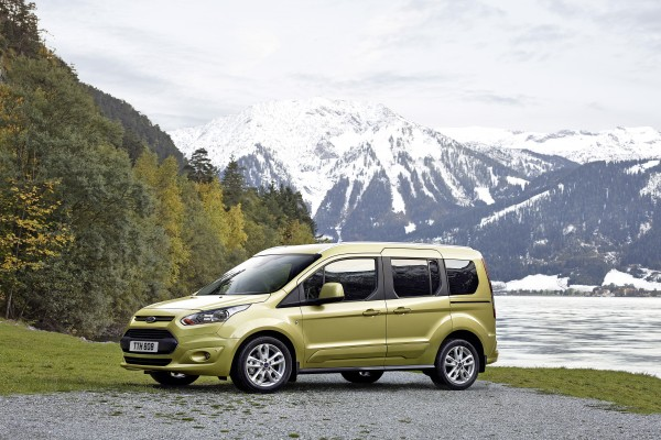 Ford Tourneo Connect - Opony