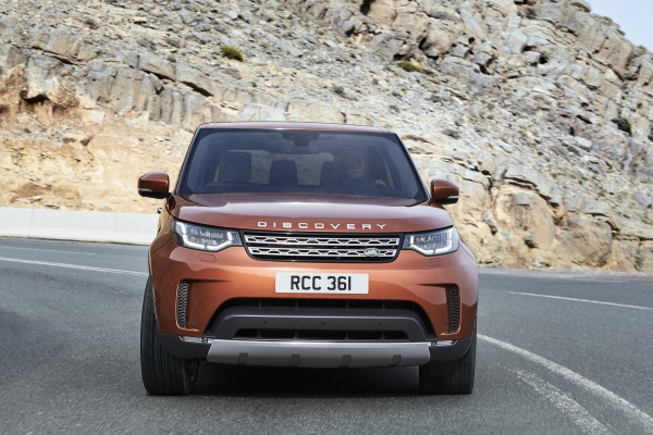 Land Rover Discovery Kup nowy - konfigurator