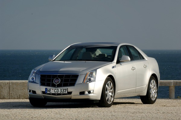 Forum mojeauto.pl – Cadillac CTS