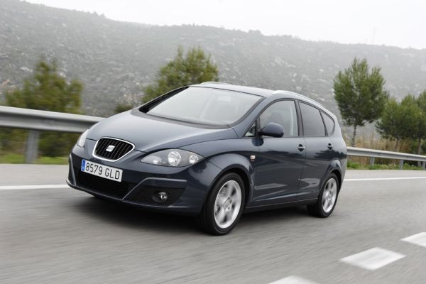 Seat Altea VAN XL 2007-2010