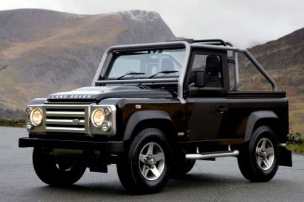Land Rover Defender 110 2007-2015