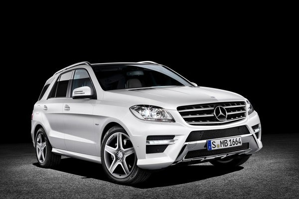 Mercedes Klasa ML [W166] 2011-2015