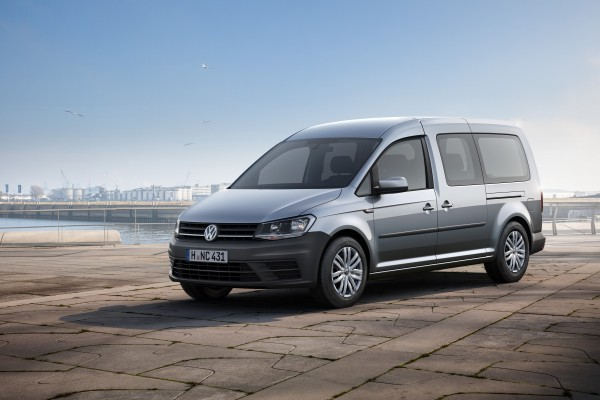 Volkswagen Caddy              Caddy 2.0 TDI Edition 35 150KM