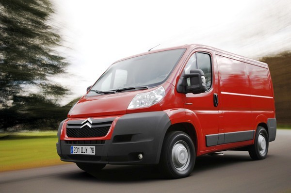 Citroen Jumper 35HDi 2006-2014
