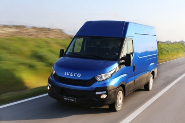 Iveco Daily Kup nowy - konfigurator