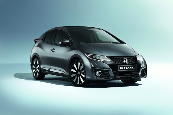 Honda Civic Hatchback 15-17
