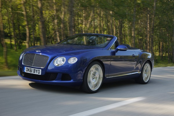 Bentley Continental GTC 2006