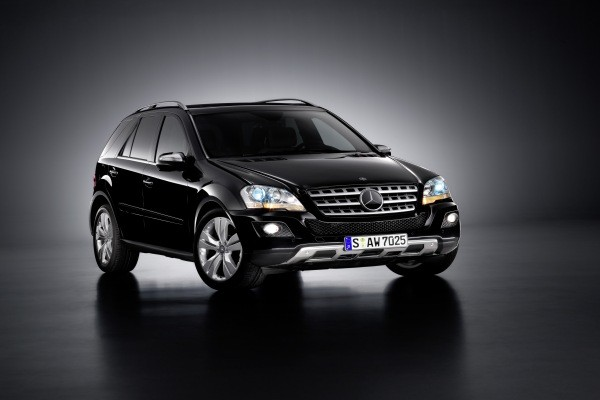Mercedes Klasa ML [W164] 2008-2011
