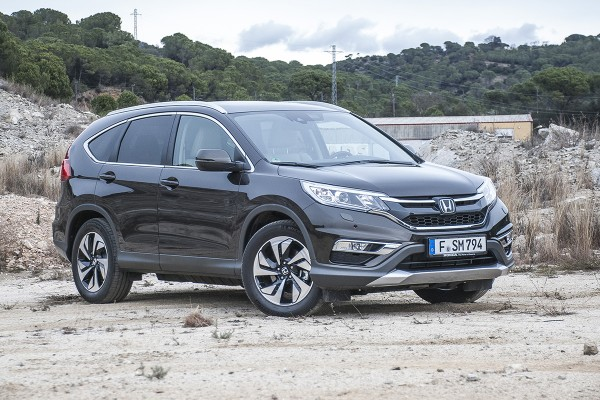 Honda CR-V - Forum