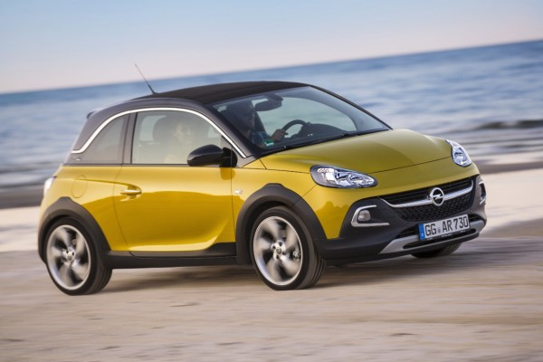 Opel Adam              1.4 Rocks Unlimited 87KM