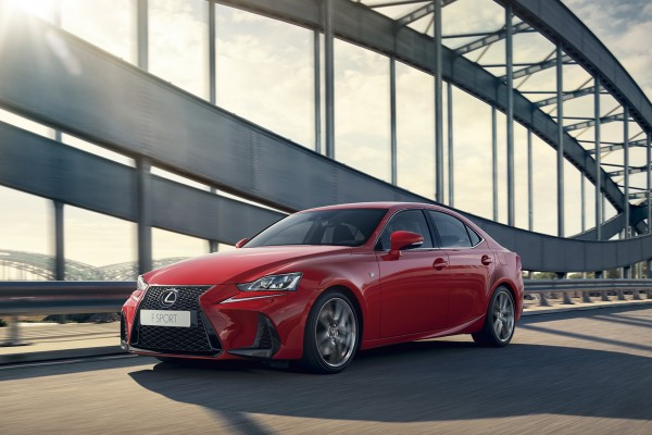 Lexus IS - Forum
