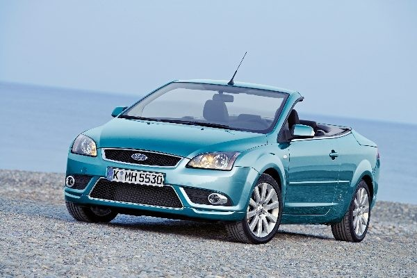 Ford Focus Coupe-Cabriolet 2007-2008
