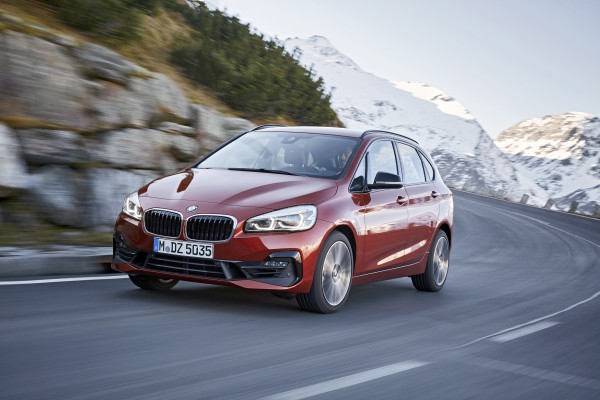 BMW Seria 2 Active Tourer [F45] 18-