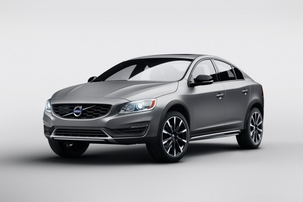 Volvo S60 Cross Country 15-