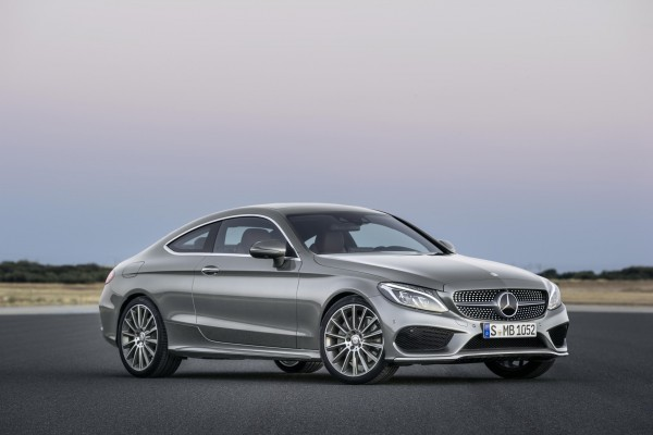 Mercedes Klasa C Coupe [C 205] 18-