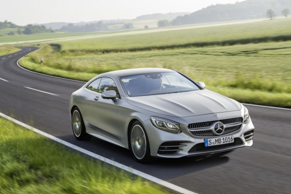 Mercedes Klasa S Coupe  [C 217] 17-