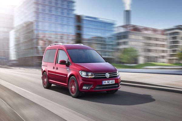 Volkswagen Caddy Caddy 15-