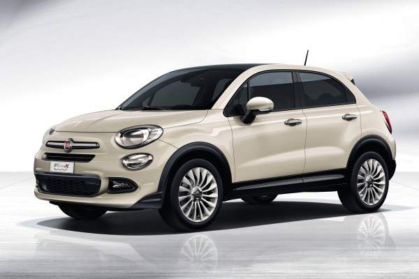 Fiat 500 X Off-Road Look 15-