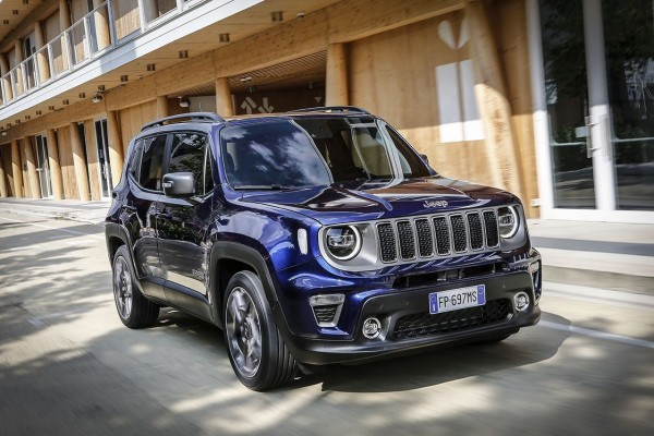 Jeep Renegade 18-