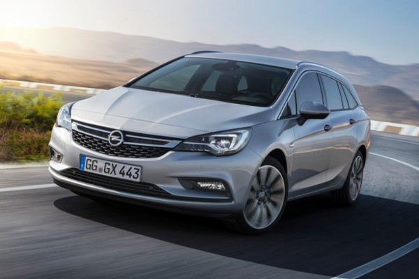 Opel Astra V Sports Tourer 15-
