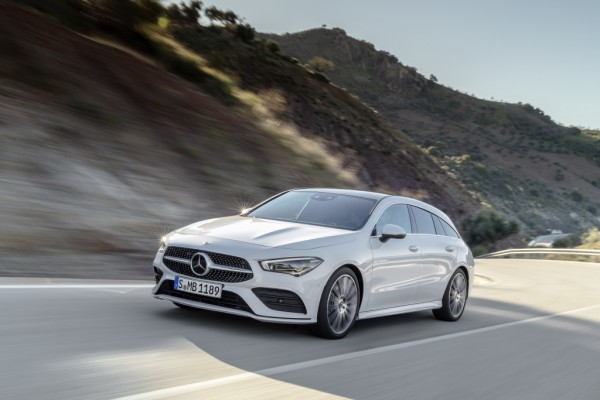 Mercedes Klasa CLA Shooting Brake [X 118] 19-