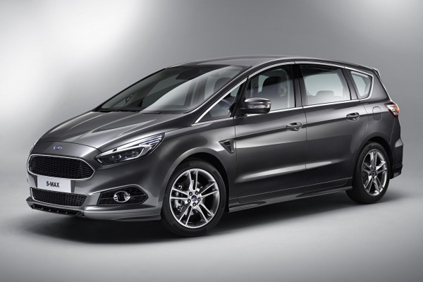 Ford S-MAX 15-