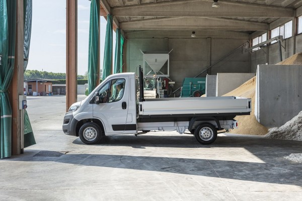 Fiat Ducato 33 MultiJet Power Euro 6 19-