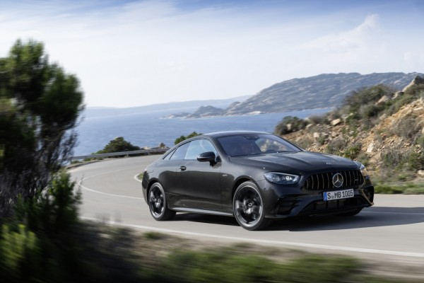 Mercedes Klasa E Coupe [C 238] 20-