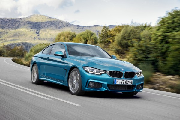 BMW Seria 4 Coupe [F32/F82] 17-
