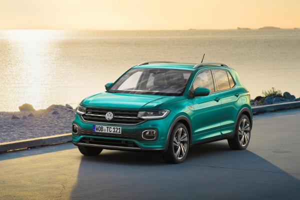 Volkswagen T-Cross 18-