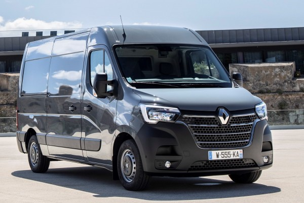 Renault Master dCi 145 Energy Euro 6 19-