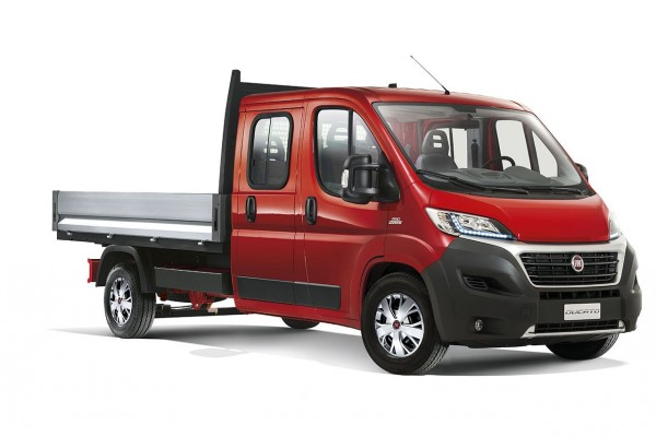 Fiat Ducato 33 MultiJet Power Euro 6 16-