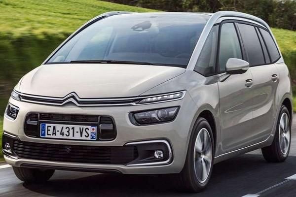 Citroen C4 Spacetourer C4 Grand Spacetourer 18-