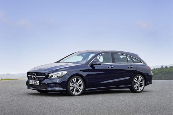 Mercedes Klasa CLA Shooting Brake [X 117] 16-