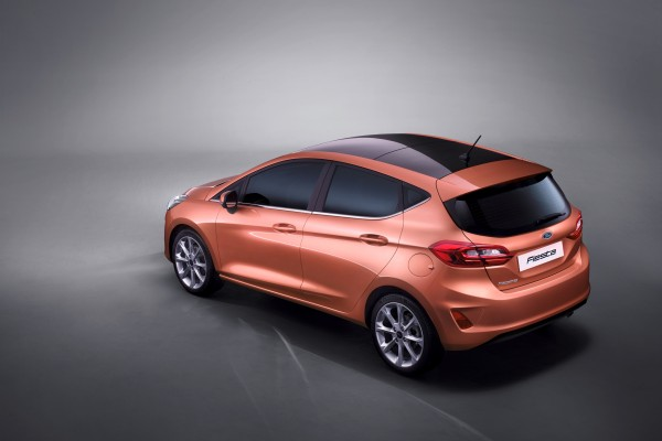 Ford Fiesta              1.0 EcoBoost mHEV ST-Line 125KM