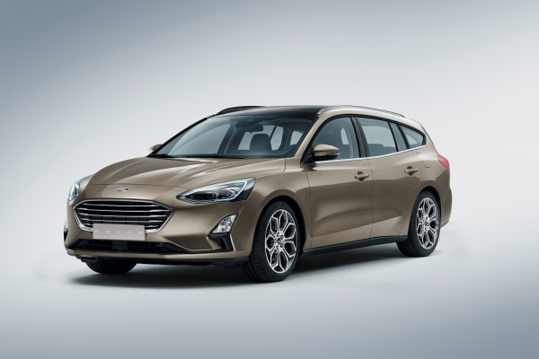 Ford Focus Kup nowy - konfigurator