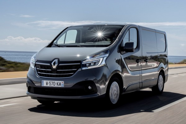 Renault Trafic dCi 145 Energy Euro 6 19