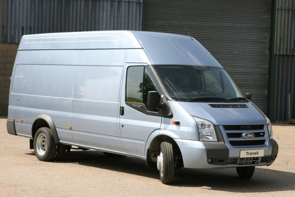 Ford Transit FT 300 TDCi 2007-2013 - Dane techniczne