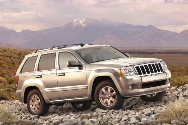 Jeep Grand Cherokee  VAN2007-2010
