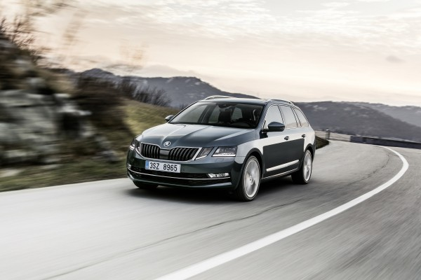 Skoda Octavia              1.5 TSI ACT Business 150KM