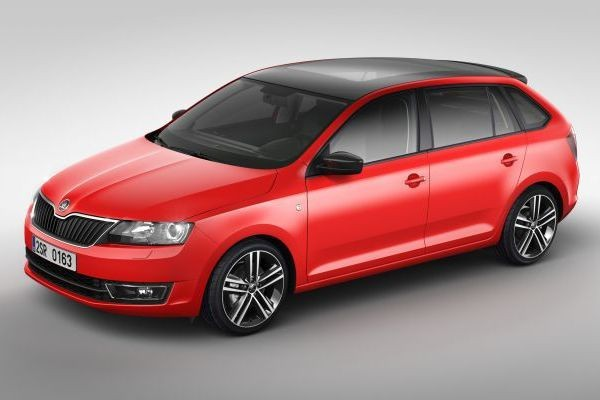 Skoda Rapid Spaceback 13-17