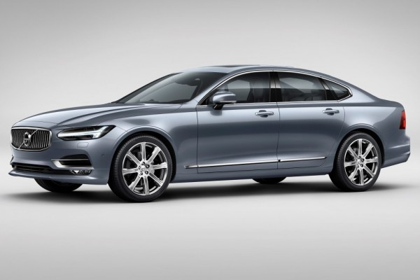 Volvo S90              T6 GPF AWD Inscription 310KM