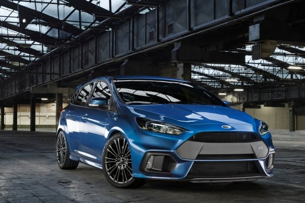 Ford Focus              2.3 EcoBoost RS 350KM