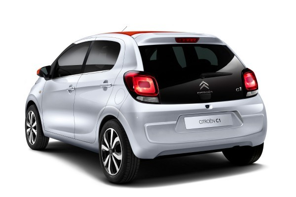 Citroen C1              1.0 VTi GPF Feel 72KM