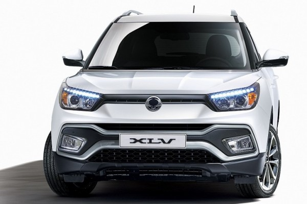 SsangYong XLV Kup nowy - konfigurator