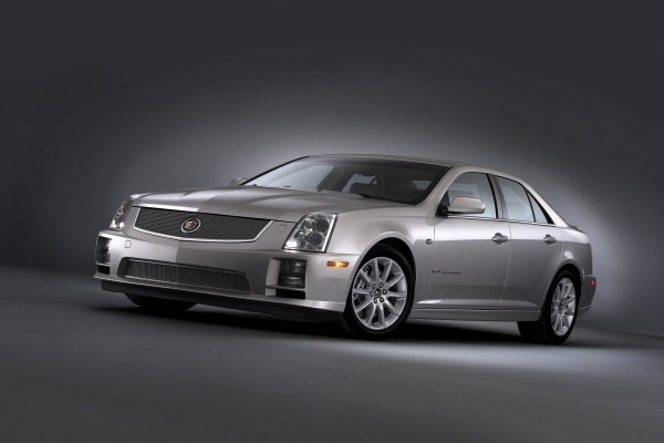Cadillac STS - Forum