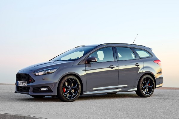 Ford Focus              1.0 EcoBoost Titanium ASS PowerShift 125KM