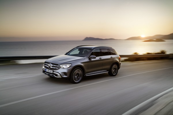 Mercedes Klasa GLC - Forum