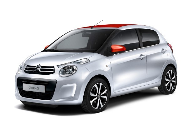 Citroen C1              1.0 VTi Feel EU6 69KM
